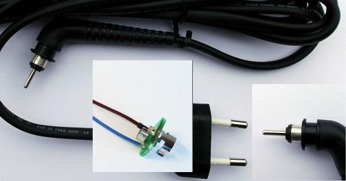 Recambios cable ghd tipo 1
