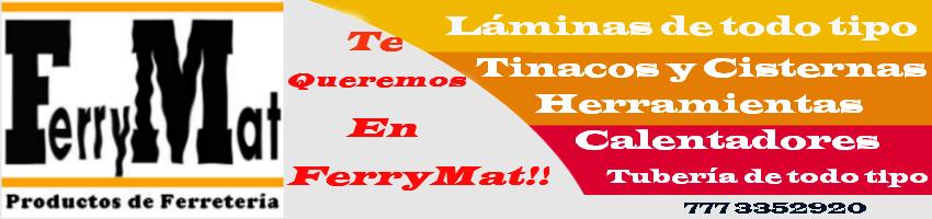 FERRYMAT: Directorio de Ferreterías en México