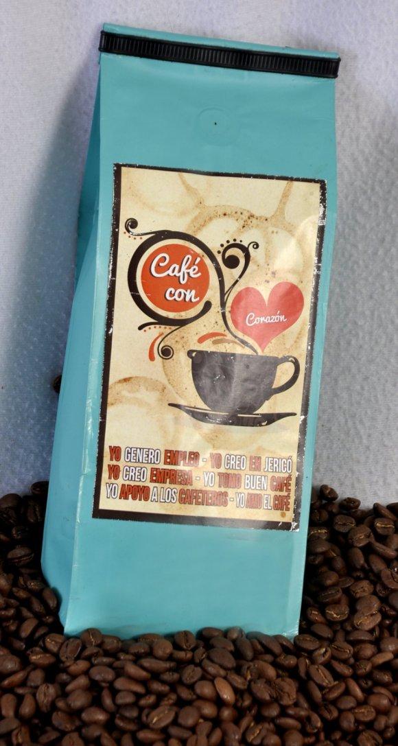 Café Con Corazón 500 Gramos