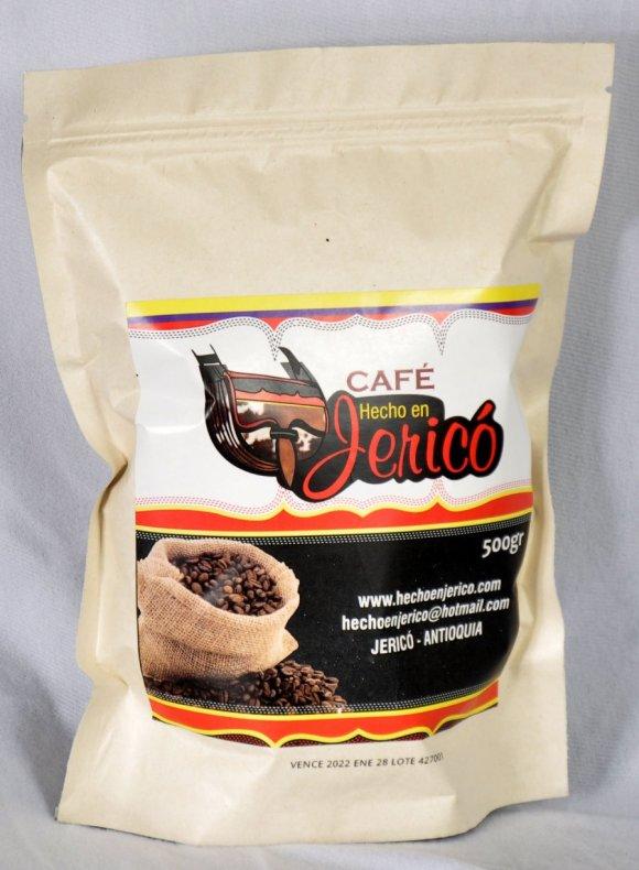 Café Especiales Hecho en Jericó