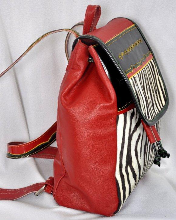 Bolso Eduardo XVII Zebra