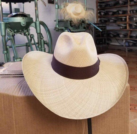 Sombrero Alón Café 10-11 cms Extrafino