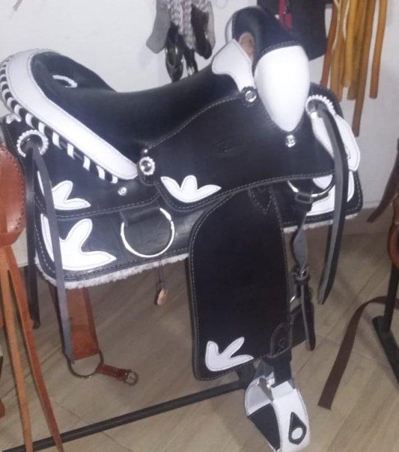 Tereque Chaparral Blanco Negro