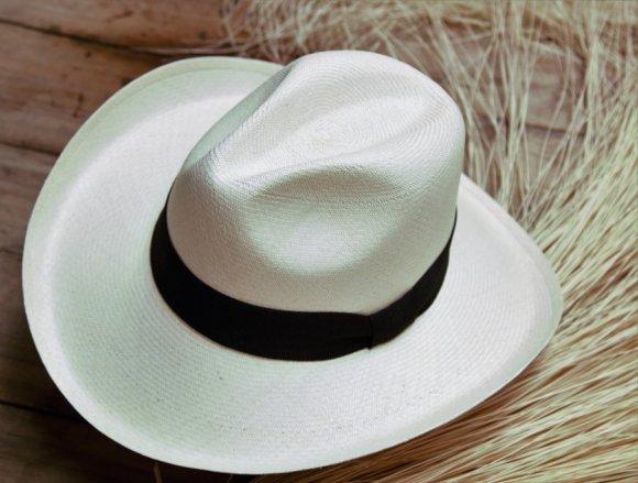 Sombrero Aguadeño Borsalino Premium (Tipo Exportación)