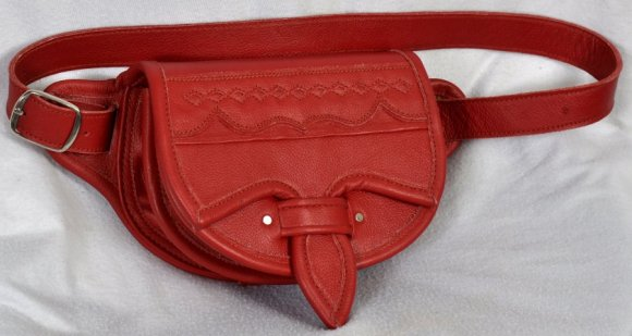 Riñonera (Canguro) Roja