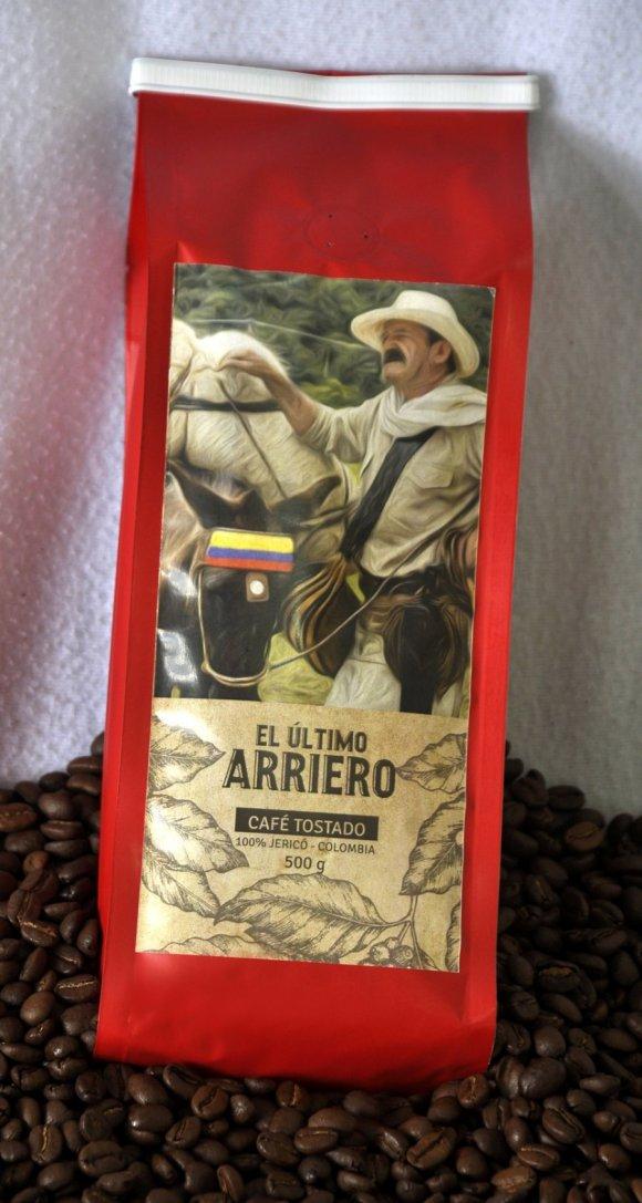 Café El Último Arriero Jericó 500 Gramos