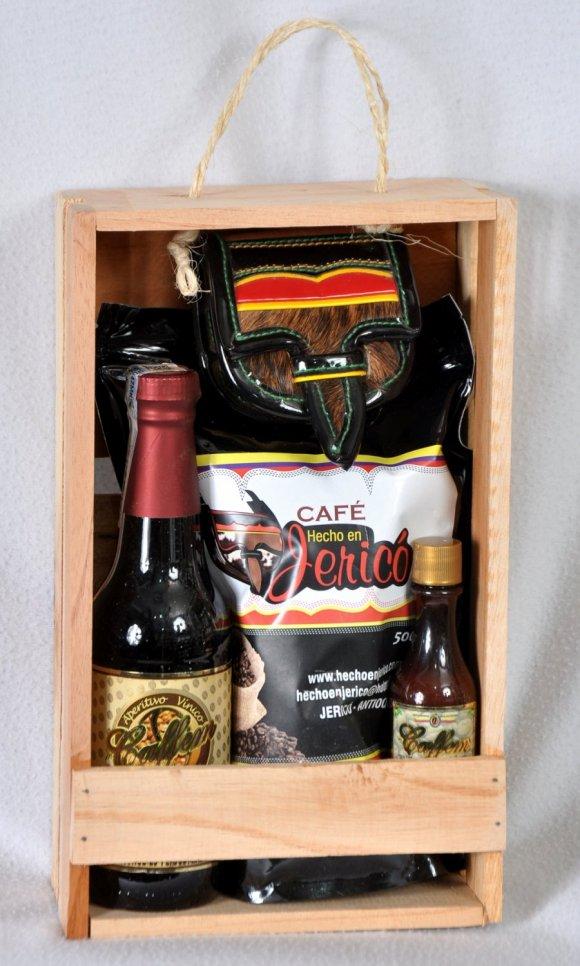 Ancheta Café +Vino de Café+ Monedero