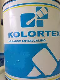 SELLADOR ANTIALCALINO KOLORTEX EN GALON