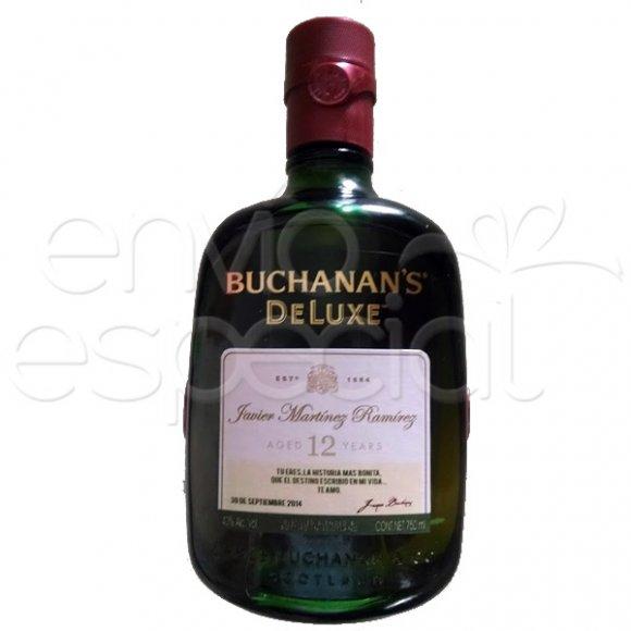Whisky Buchanan's, Personalizado