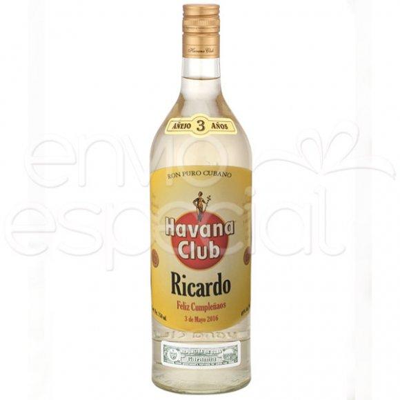 Ron Havana Club 3 Años, Personalizado