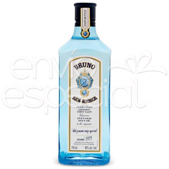 Ginebra Bombay Sapphire Personalizada