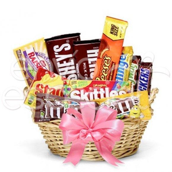Canasta de Chocolates