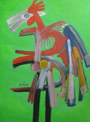 Alberto Ulloa-Gallo rojo