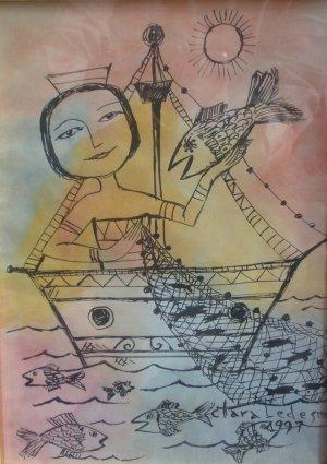 Clara Ledesma-Dibujo