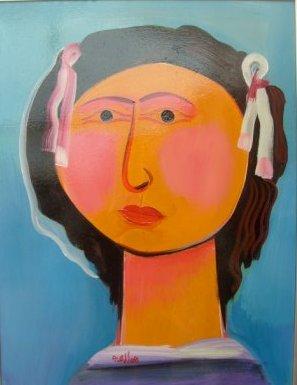 Alberto Ulloa-Mujer de ayer