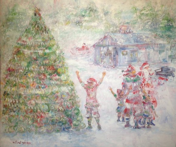 Miguel Gómez-Llegó la navidad, bailándole a la vida