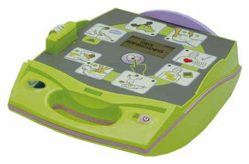 Desfibrilador Automatico AED Plus Zoll Nuevo