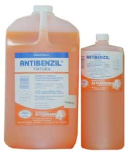 Antibenzil Concentrado rojo (Benzal) al1%)