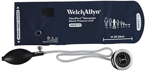 Baumanometro Wellch Allyn Durashock DS44-11C