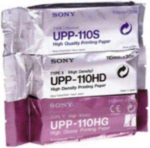 Papel Sony UPP 110  HG c/10 Rollos
