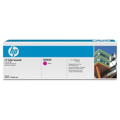 HP CB383A, TONER HP MAGENTA 824A P/LASERJET COLOR CP6015DN (21.000 páginas aprox.)