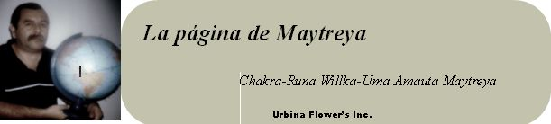 Dr. Oscar Urbina (Maytreya)