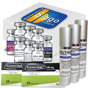 Set Completo Skin Care Antiaging
