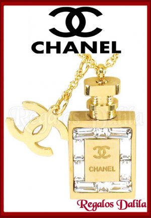 Dije y Cadena de A. Quirúrgico Chanel