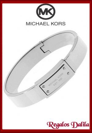 Pulsera A. Quirúrgico Plaqué Michael Kors
