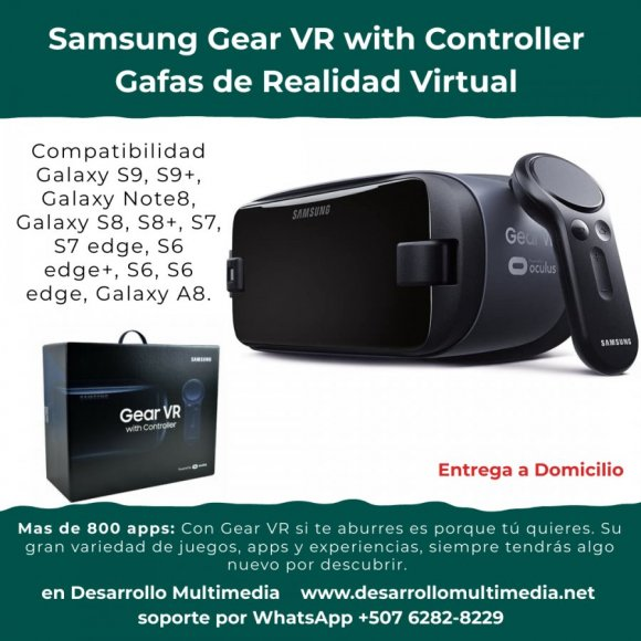 Samsung Gear VR Gafas de Realidad Virtual